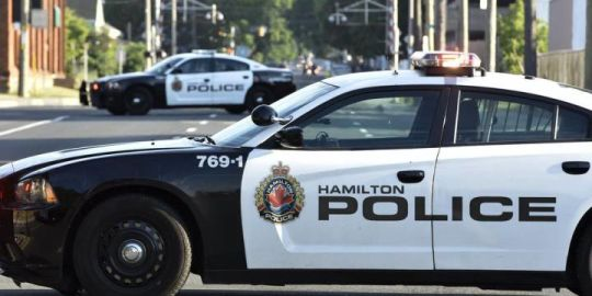 Hamilton man arrested following BB gun incident