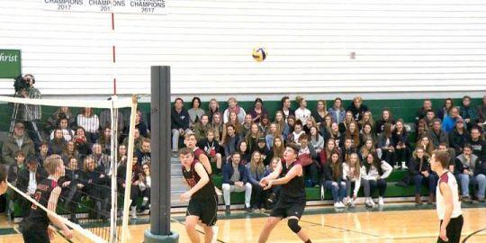 Saskatoon city high school champions crowned in SSSAD volleyball