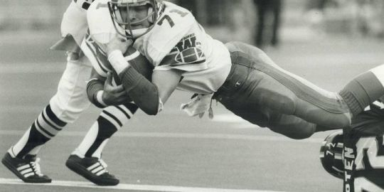 Winnipeg Blue Bombers legend recalls nerves in '84 finals