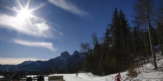 Canmore mayor let down by vote to end Olympic bid