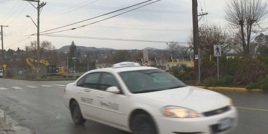 Unpaid taxi fares on the rise in Vernon: taxi company