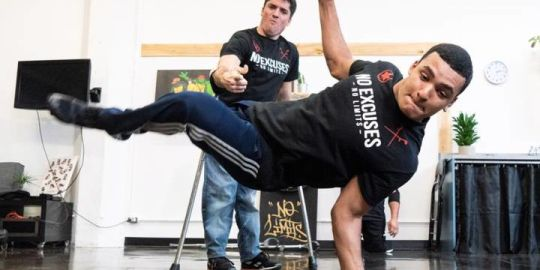 'Anyone can dance': Ill-Abilities breakdance crew teams up with Les Grands Ballets