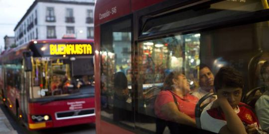 For every 4 women in Mexico City, about 3 worry about sexual harassment or abuse on transit: poll