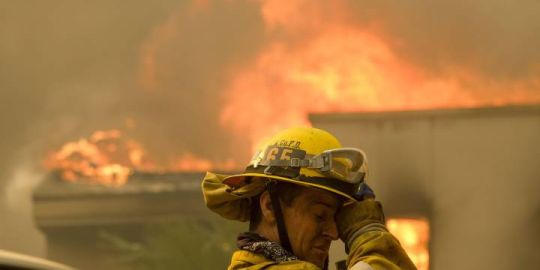 Death toll from California's Camp Fire rises to 56, over 100 remain missing