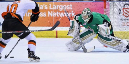 Prince Albert Raiders blank Medicine Hat Tigers for 11th straight win
