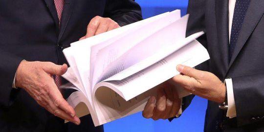 Key points in the draft EU-U.K. Brexit deal