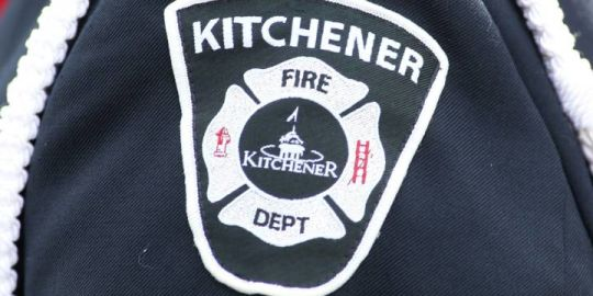 6 evacuated from abandoned Kitchener church while firefighters extinguish blaze