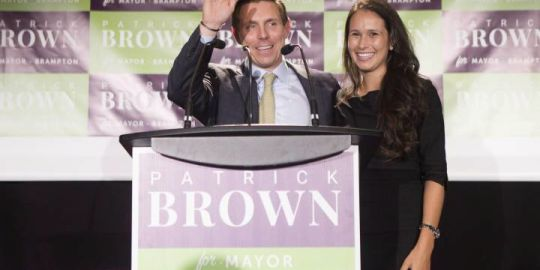 COMMENTARY: Patrick Brown's accidental gift to Doug Ford