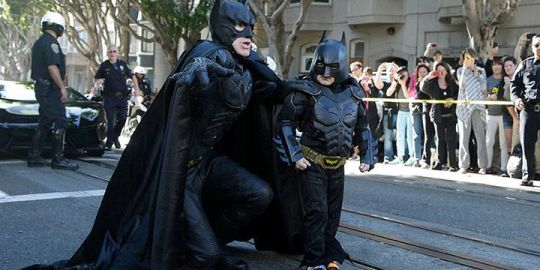 'Batkid,' who 'saved' San Francisco 5 years ago, now cancer-free