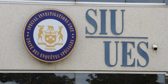 SIU terminates investigation into Hamilton police officer