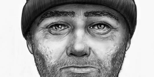 Barrie police release sketch of sexual assault suspect