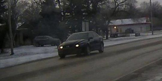 Have you seen this car? RCMP seek Lorette speeder