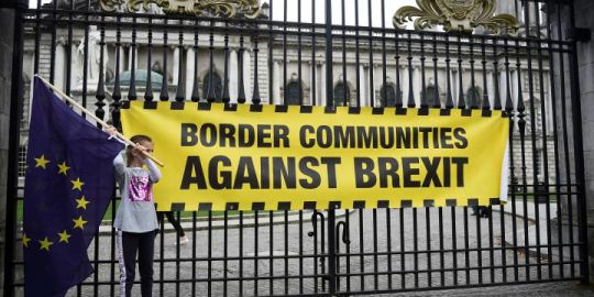 Why the Irish border is a major sticking point in Brexit negotiations