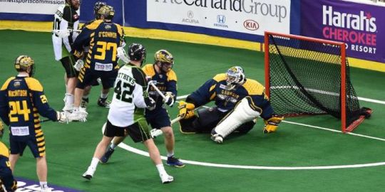 National Lacrosse League cancels 2 weekends of season due to labour dispute