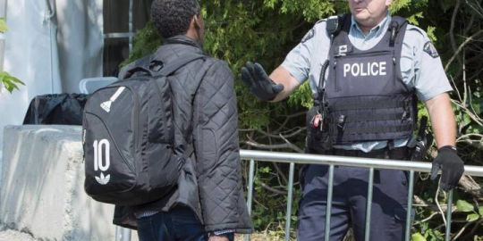 So far in 2018, CBSA has deported 296 failed irregular border crossers; another 534 ready to go