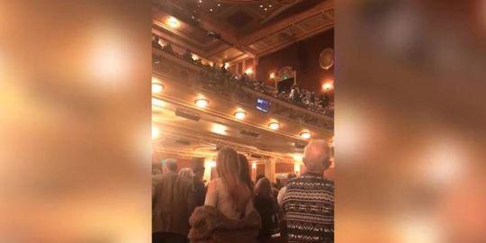 Panic follows after man shouts 'Heil Hitler,' 'Heil Trump' at 'Fiddler on the Roof' show