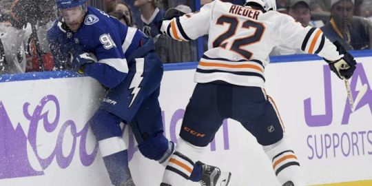 Edmonton Oilers Toby Rieder out with upper body injury