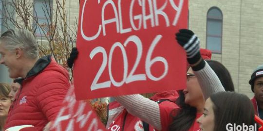 Nenshi criticizes province, feds over perceived Calgary Olympic bid silence