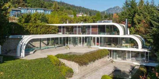 Arthur Erickson's 'mindbending' Eppich House 2 hits the market for $16.8 million