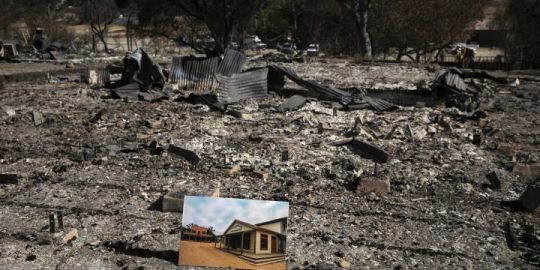 National parks, popular destinations among California wildfires' destruction