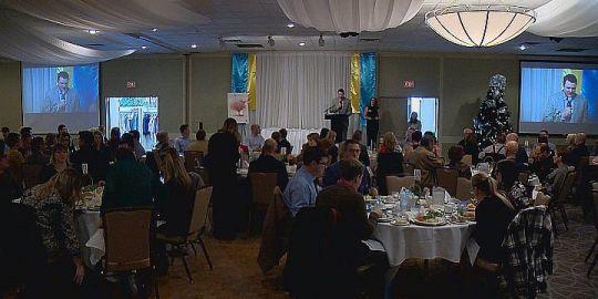 Lethbridge philanthropic leaders honoured at luncheon