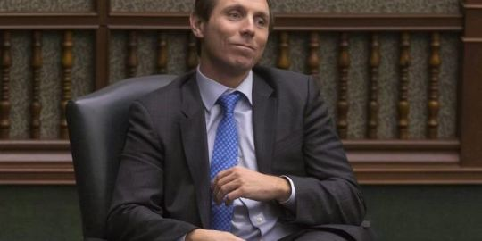 Bill Kelly: More innuendo than insight in Patrick Brown's book