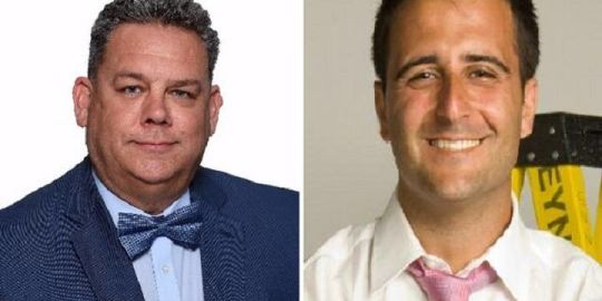 Coun. Mark Grimes, former councillor Justin Di Ciano charged under Municipal Elections Act