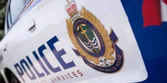 Peterborough man charged after allegedly swerving vehicle at police cruiser