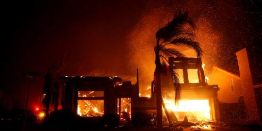 Trump to visit California as death toll rises amid deadliest U.S. wildfire in a century