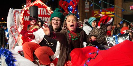 Everything you need to know ahead of the Holiday Parade of Lights in Halifax