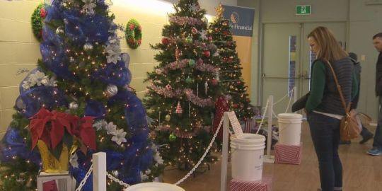 'Feztival of Trees' helps Saint John Shriners raise money for charitable causes