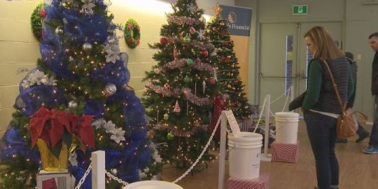 'Feztival of Trees' helps Saint John Shriners raise money for charitable causes