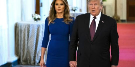 Melania Trump flexes her muscles in the White House with Mira Ricardel ouster