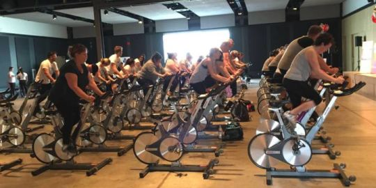 Spin 4 Kids helps to fund athletic programs for children with special needs