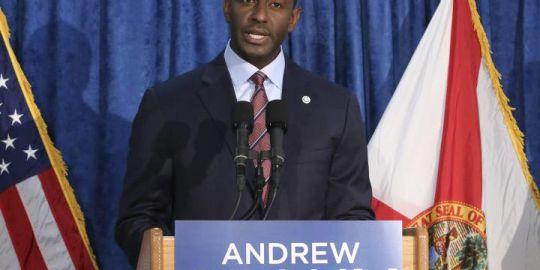 Democrat Andrew Gillum concedes Florida governor's race to Ron DeSantis