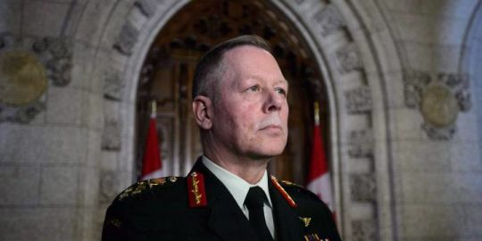 Gen. Vance says Canadian Armed Forces trying to integrate more women, minorities