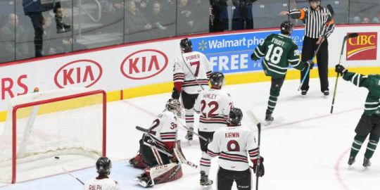 Knights tie game late and win eighth straight in a shootout