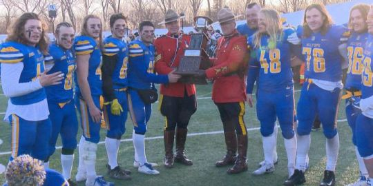 Hilltops defeat Rams, win fifth straight Canadian Bowl