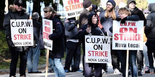 CUPW requests mediator as deadline for Canada Post offer expires without deal