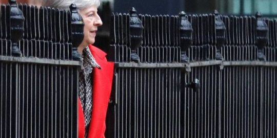 Theresa May warns ousting her won't make Brexit process any smoother