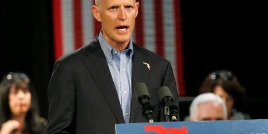 Republican Gov. Rick Scott wins Florida U.S. senate race after manual recount