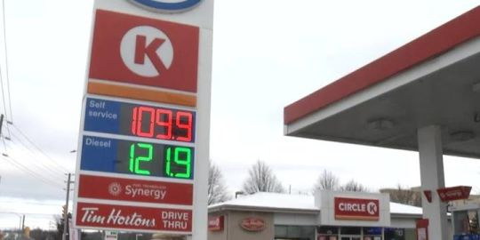 Kingston residents shocked by price fluctuations at local gas stations