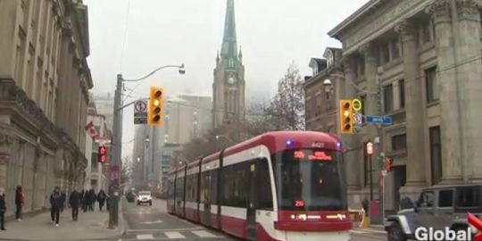 King Street pilot project extended until end of July 2019