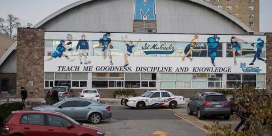 Toronto police investigated 'at one point' 8 alleged assaults at St. Michael's College