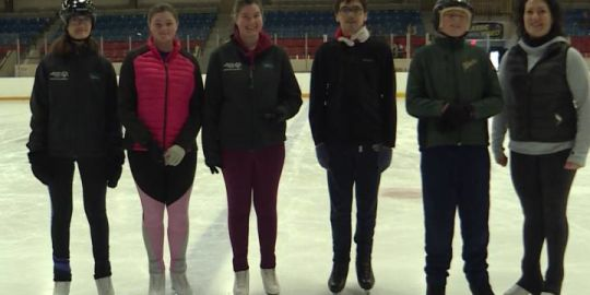Kingston Special Olympic skaters headed to provincial championships