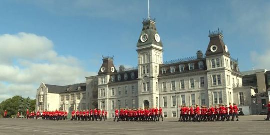 Royal Military College cadet charged with sexual assault