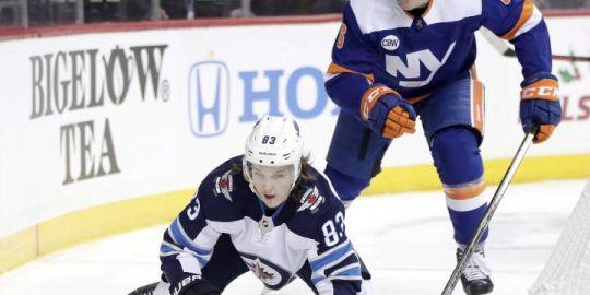 Winnipeg Jets' Sami Niku sent down to minors