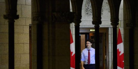 Trudeau government wants to make Senate independence reforms harder to reverse