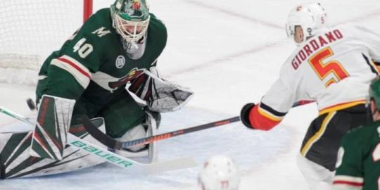 Calgary Flames open 3-game road trip with victory over Minnesota Wild