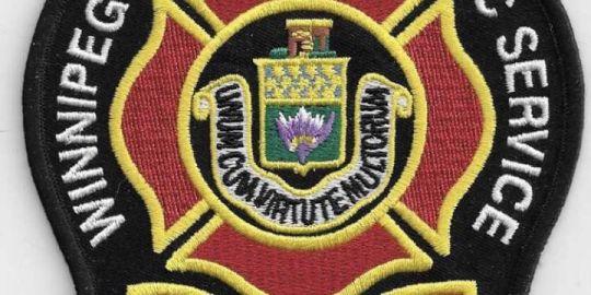 Winnipeg firefighters battle overnight blazes on Williams, Manitoba avenues